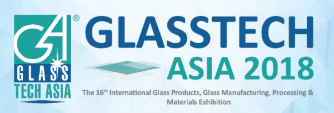 Visit STRON at GlassTech ASIA 2018